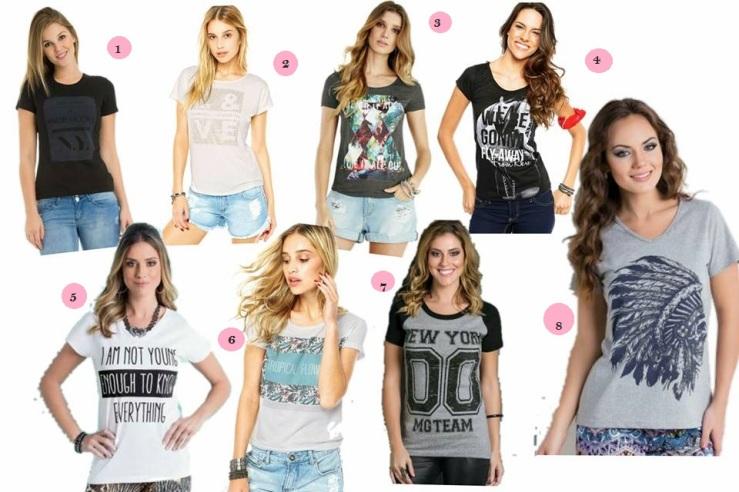 t-shirts lindas abaixo de 55,00 - 01