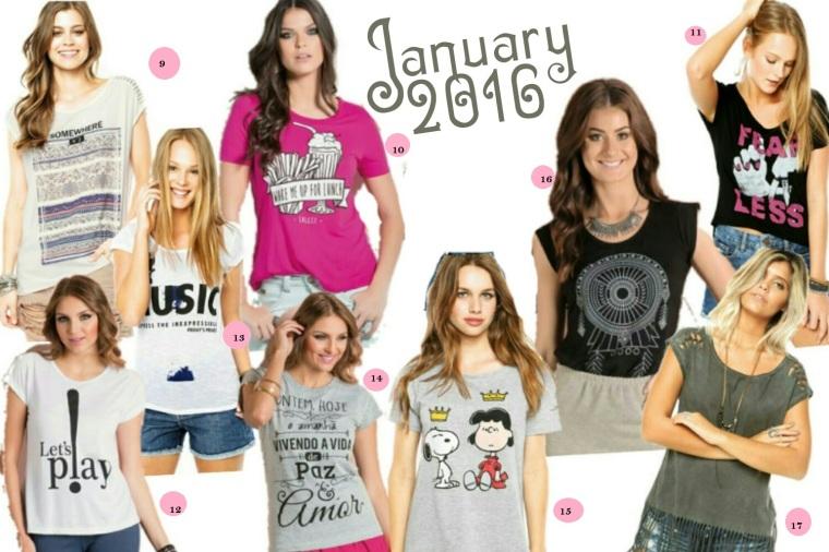 t-shirts lindas abaixo de 55,00 - 02.