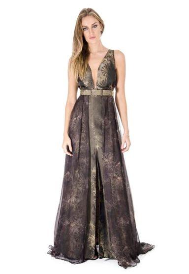 Vestido Longo - Coleção Verão 2017 - Alphorria