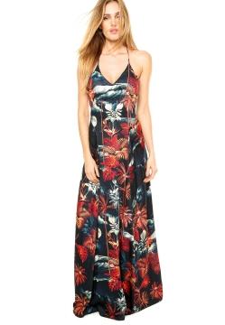 Vestido Longo - Coleção Verão 2017 - Ellus