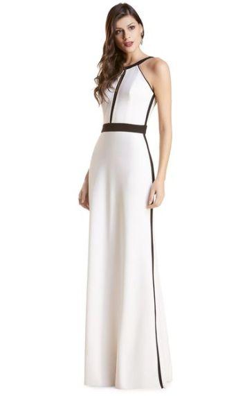 Vestido Longo - Coleção Verão 2017 - Kips