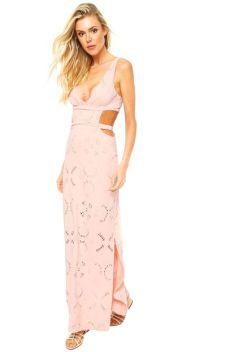 Vestido Longo - Coleção Verão 2017 - Colcci